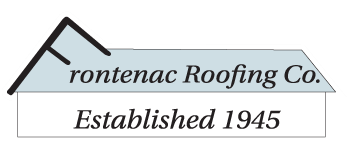 frontenac roofing co logo